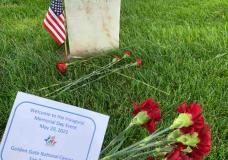 Memorital Day Commemorative Photo