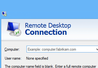 Remote Desktop Connection LogoType