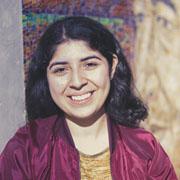 portrait of Grace Jeanpierre